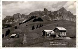 Biel Am Kinzigpass Mit Rosstock Und Faulen - Biel Ob Bürglen, Berggasthaus Und Seilbahnstation (552) - UR Uri