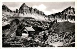Kinzigpass, Rosstock, Faulen, Kaiserstock (545) * 17. 1. 1964 - UR Uri