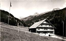 Berghaus St. Bernhard - Alp Kirchrüti - Riemenstalden Ob Sisikon (9710) * 13. 7. 1974 - UR Uri