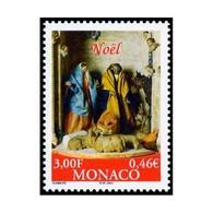 Timbre N° 2274 Neuf ** - Noël. Crèche Napolitaine Du 18ème Siècle. - Monaco