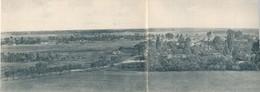 CPA -12265- (Dépliant Panoramique 4 Cartes Postales De Vieux (Champagne)-Rare -Envoi Gratuit - France