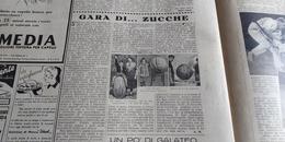 DOMENICA DEL CORRIERE 1940 ISOLA D'ELBA LOZZOLO VADO DI CAMAIORE ARIZZANO - Sonstige