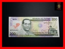 PHILIPPINES 200 Piso 2011  P. 214  *COMMEMORATIVE*  UNC - Filippijnen