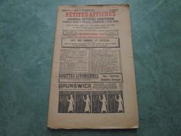PETITES-AFFICHES - Journal Officiel Quotidien D'Annonces Légales & Judiciaires, D'Informations & D'Avis Divers(88 Pages) - Other