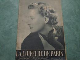 LA COIFFURE DE PARIS Et L'Hebdo Coiffure Réunis  - N°475 (44 Pages) - Other