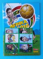 AFRIKA 2010 - FIFA WORLD CUP SOUTH AFRICA 2010 - Croatian Empty Album ** TOP ** Football Soccer Fussball Calcio Foot - Trading Cards