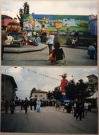 2004 Due Fotografie RIVE D'ARCANO FESTA DEI BAMBINI / Udine - Places