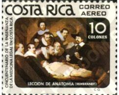 Ref. 198740 * MNH * - COSTA RICA. 1980. PAINTING . PINTURA - Costa Rica