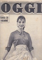 (pagine-pages)ELSA MARTINELLI  Oggi1955/24. - Livres, BD, Revues