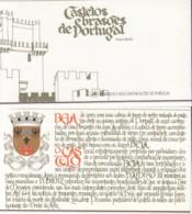 PORTUGAL  Markenheftchen Mit 4x 1681, Gestempelt, Portugiesische Burgen Und Schlösser, 1986 - Carnets