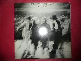 LP33 N°4417 - FLEETWOOD MAC - LIVE - 2 LP'S - Rock