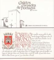 PORTUGAL  Markenheftchen Mit 4x 1699, Gestempelt, Portugiesische Burgen Und Schlösser, 1986 - Carnets
