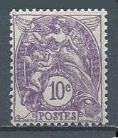 France YT N°233 Blanc Neuf ** - 1900-29 Blanc