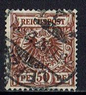 DR 1889 // Mi. 50 O - Deutschland