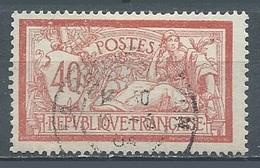 France YT N°119 Merson Oblitéré ° - 1900-27 Merson