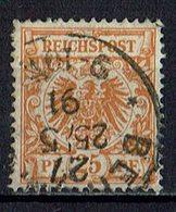 DR 1889 // Mi. 49 O - Deutschland