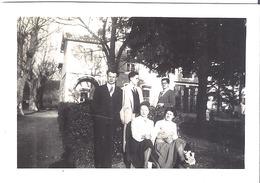 LUYSNES 1949   PHOTO ANIMEE - Places