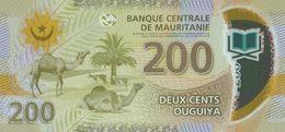 MAURITANIA P. 24 200 O 2017 UNC - Mauritanie