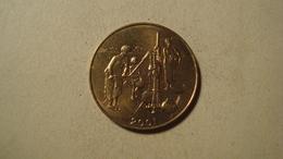 MONNAIE AFRIQUE DE L'OUEST 10 FRANCS 2001 - Coins