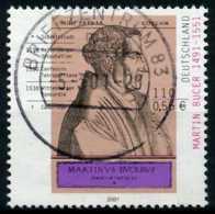 BRD 2001 Nr 2169 Zentrisch Gestempelt X6D9396 - [7] República Federal