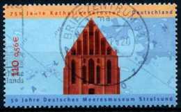 BRD 2001 Nr 2195 Zentrisch Gestempelt X6DB5C2 - [7] República Federal