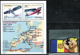 POLSKA POLONIA BLOC 1982 CHALLENGE - Marshall Islands