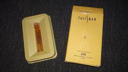 ÉCHANTILLON PARFUM FEMME TALISMAN BALENCIAGA EAU DE PARFUM 1.5ML POUR COLLECTION - Perfume Samples (testers)