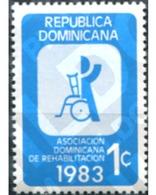 Ref. 308258 * MNH * - DOMINICANA. 1983. DOMINICAN ASSOCIATION OF REHABILITATION . ASOCIACION DOMINICANA DE REHABILITACI - Dominicaine (République)