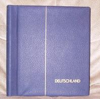 DDR Leuchtturm SF Vordruckblätter 1970 - 1979 Komplett Im Blauen Leuchtturm Klemmbinder Neupreis über 300,- Euro - Albums & Binders