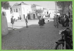 A-dos-Loucos - REAL PHOTO - Dia De Movimento No Largo  - Mota - Moto - Motorbike - Alhandra - Portugal - Lisboa