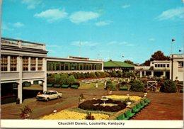 Kentucky Louisville Churchill Downs The Tote Board 1972 - Louisville