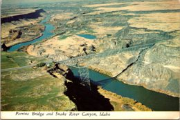 Idaho Perrine Bridge And Snake River Canyon - Etats-Unis