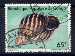CONGO - 683B° - COQUILLAGE - Congo - Brazzaville