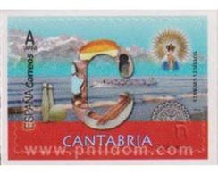 Ref. 617516 * MNH * - SPAIN. 2019. 12 MONTHS, 12 SEALS. CANTABRIA . 12 MESES 12 SELLOS. CANTABRIA - 1931-Oggi: 2. Rep. - ... Juan Carlos I