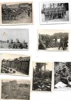 CAMPAGNE DE FRANCE 1940  SOLDATS ALLEMANDS - Guerra 1939-45