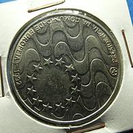 Portugal 200 Escudos 1992 Presidência Da Comunidade Europeia - Portugal