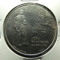 Portugal 200 Escudos 1992 California - Portugal