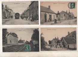 291 CPA Du Loiret - 100 - 499 Postcards