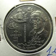 Portugal 200 Escudos 1992 America - Portugal
