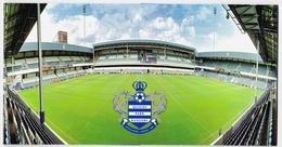 LONDON LOFTUS ROAD STADIUM QPR CARTOLINA STADIO POSTCARD STADION QUEEN PARK RANGERS - Calcio