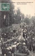 59 - NORD - DENAIN - 10053 - Cortège Historique Du 28 Juillet 1912 - Char De La Brasserie - Denain