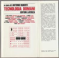 TECNOLOGIA DOMANI - Informatica