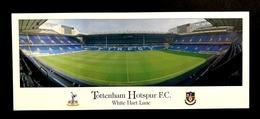LONDON WHITE HART LANE STADIUM TOTTENHAM HOTSPUR CARTOLINA STADIO POSTCARD STADION - Calcio
