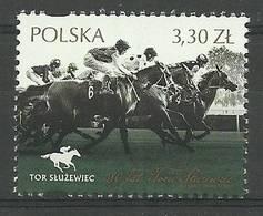 Poland 2019 Mi 5113 Fi 4963 MNH ( ZE4 PLD5113 ) - Horses