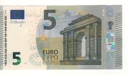"""5 EURO  """"Spain""""   DRAGHI    V 008 I1     VB1993015126     /  FDS - UNC - EURO"""