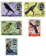 Ref. 33491 * MNH * - ETHIOPIA. 1963. BIRDS . AVES - Ethiopie