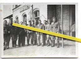 57 FALCK HARGARTEN    GARE   SOLDATS ALLEMANDS  1940 / 1944 - Autres Communes