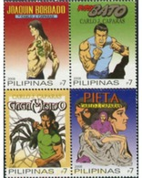 Ref. 264497 * MNH * - PHILIPPINES. 2008. COMICS . COMICS - Filippijnen