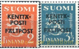 Ref. 124631 * MNH * - FINLAND. 1943. COATS OF ARMS . ESCUDOS - Coat Of Arms