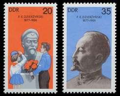 DDR 1977 Nr 2252-2253 Postfrisch X136632 - DDR